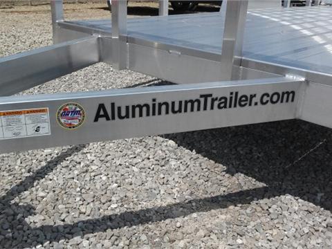 2016 ATC 6 x 12 Aluminum Utility