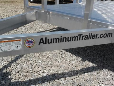 2016 ATC 5 x 10 Aluminum Utility