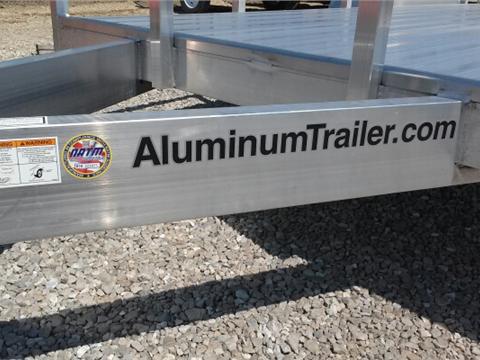 2016 ATC 7 x 16 Aluminum Utility