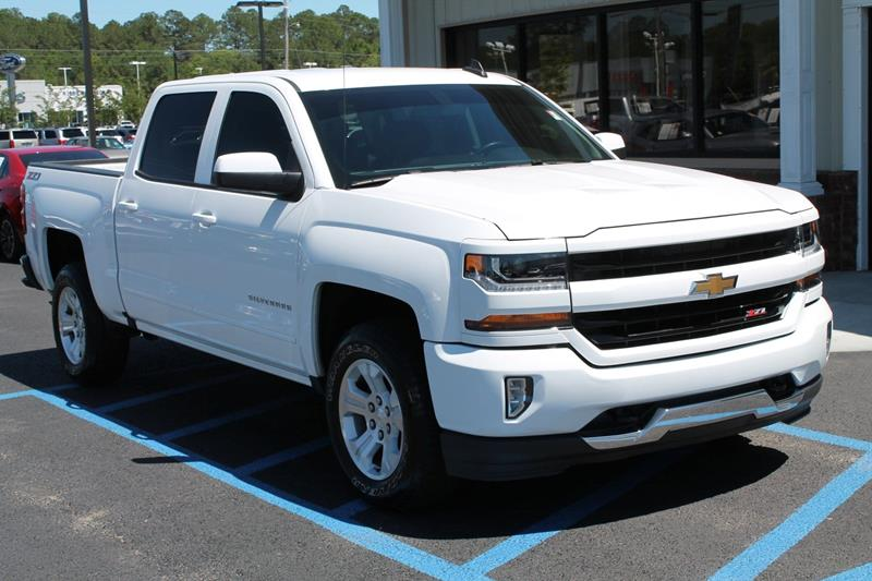 2016 Chevrolet Silverado 1500 LT In Waycross GA - Walker Jones ...