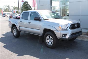 2015 Toyota Tacoma for sale in Waycross, GA