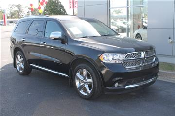 2013 Dodge Durango for sale in Waycross, GA