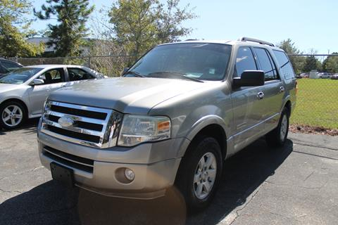 2008 Ford Expedition for sale in Waycross, GA