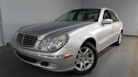 2004 Mercedes-Benz E-Class for sale in Wadsworth, OH