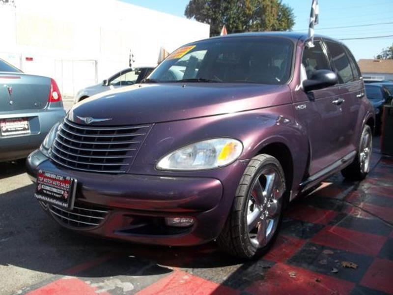 2004 CHRYSLER PT CRUISER GT 4DR TURBO WAGON purple this is a beautiful purple 2004 chrysler pt cr