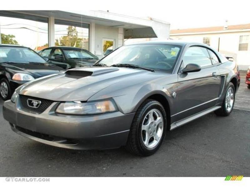 2004 FORD MUSTANG GT DELUXE 2DR COUPE charcoal this is a beautiful charcoal 2004 ford mustang 2 d