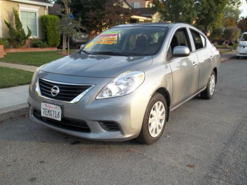 2014 NISSAN VERSA 16 S 4DR SEDAN 4A charcoal this is a beautiful charcoal 2014 nissan versa 4 do