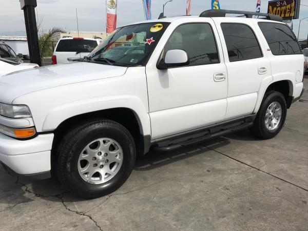 2006 CHEVROLET TAHOE LT 4DR SUV 4WD white this is a beautiful white 2006 chevrolet tahoe 4 door w