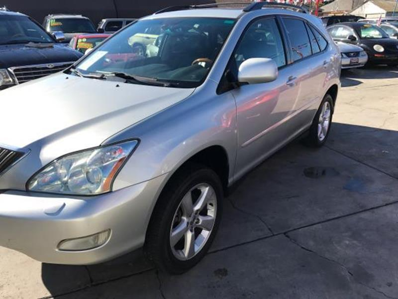 2004 LEXUS RX 330 BASE AWD 4DR SUV silver this is a beautiful silver 2004 lexus rx 330 4 door wag