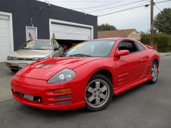 2000 MITSUBISHI ECLIPSE red this is a beautiful red 2000 mitsubishi eclipse 2 door hatchback 5 spe