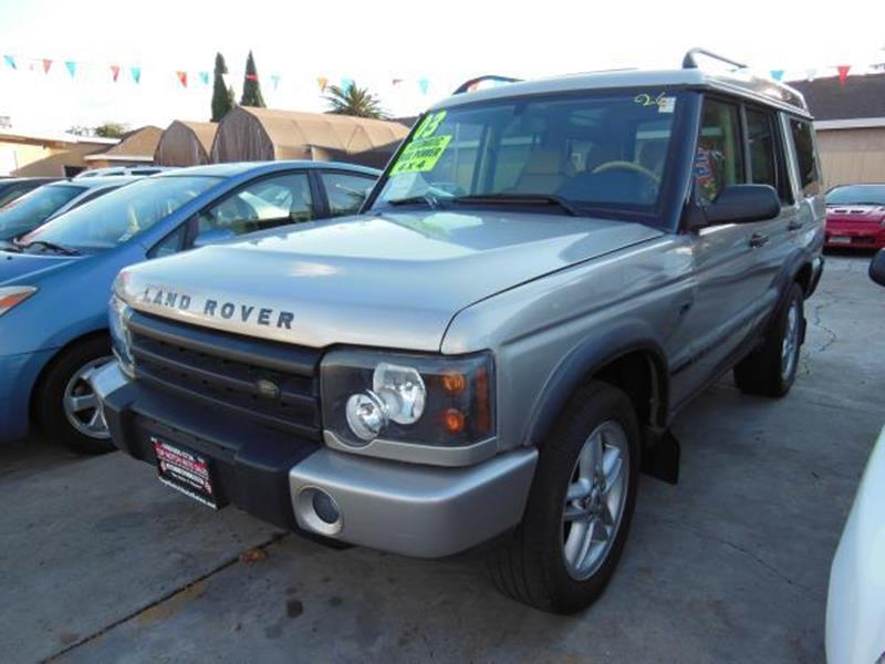 2003 LAND ROVER DISCOVERY SE 4WD 4DR SUV champagne this is a 2003 land rover discovery 4 door wag