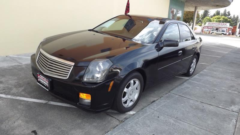 2004 CADILLAC CTS BASE 4DR SEDAN black this is a beautiful black 2004 cadillac cts 4 door sedan a