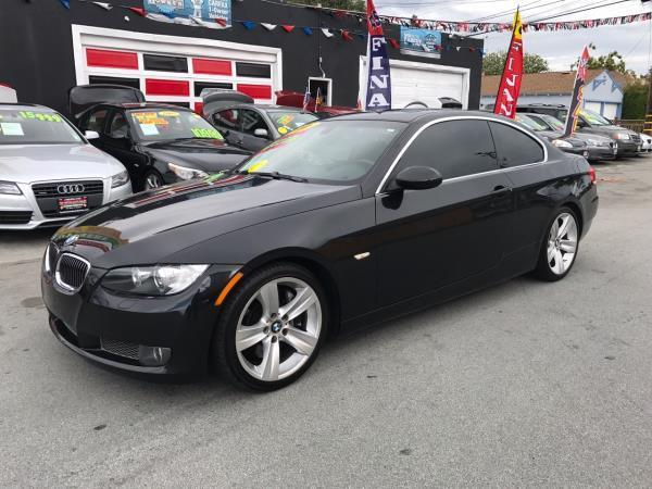 2008 BMW 3 SERIES 335I 2DR COUPE black this is a beautiful black 2008 bmw 3 series 2 door coupe l