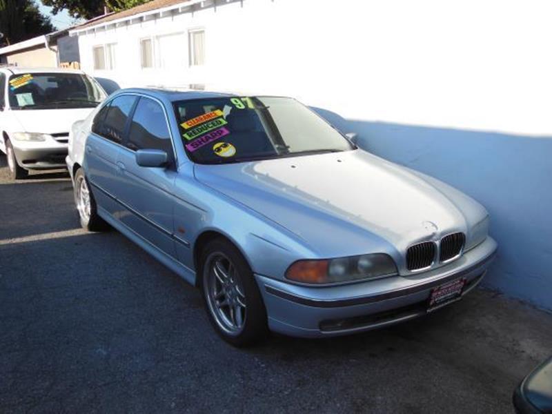 1997 BMW 5 SERIES 540I 4DR SEDAN silver this is a beautiful silver 1997 bmw 5series 4 door sedan