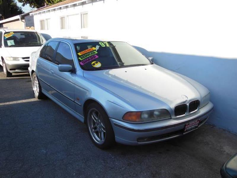 1997 BMW 5 SERIES 540I 4DR SEDAN silver this is a beautiful silver 1997 bmw 5series 4 door sedan