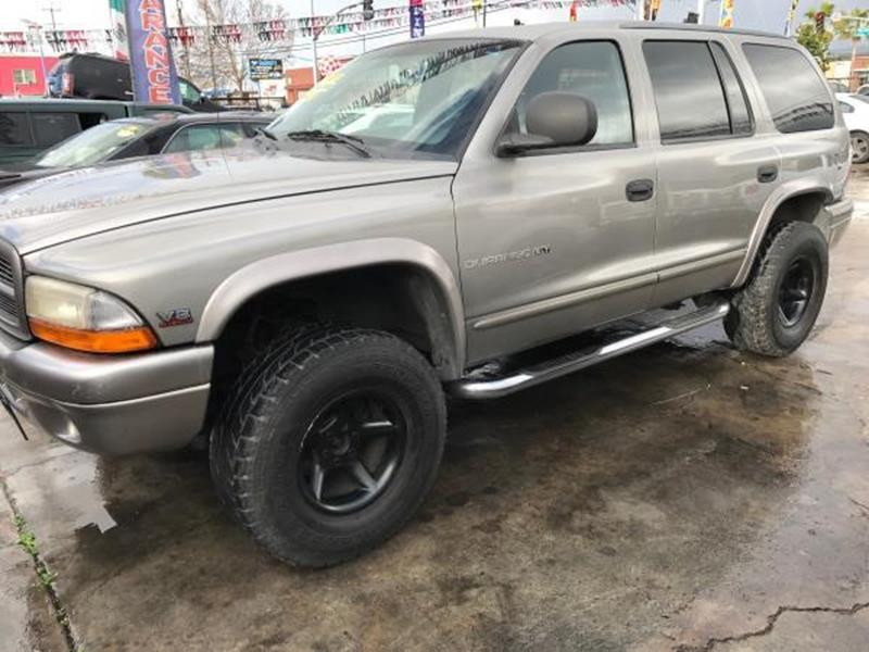 2000 DODGE DURANGO SLT 4DR 4WD SUV charcoal this is a beautiful charcoal 2000 dodge durango 4 doo