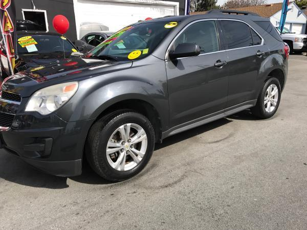 2011 CHEVROLET EQUINOX LT 4DR SUV W1LT gray this is a beautiful gray 2011 chevrolet equinox 4 do