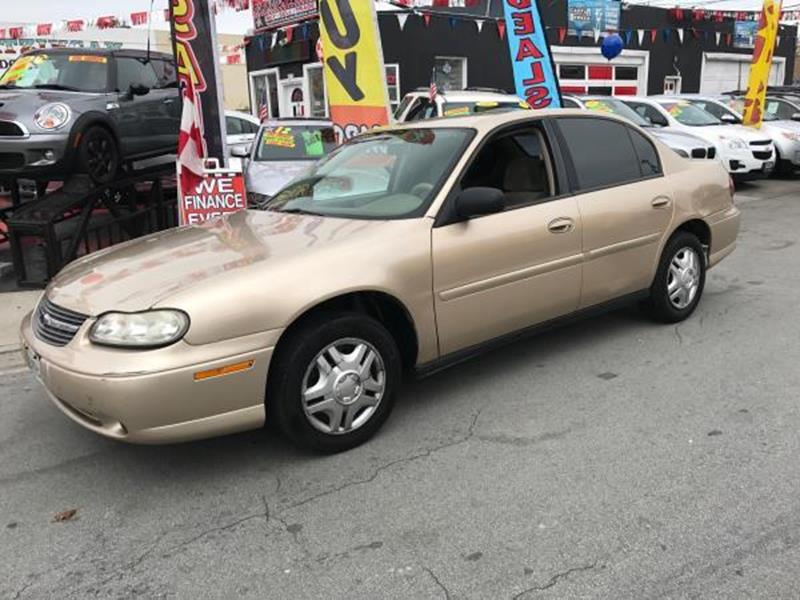 2005 CHEVROLET CLASSIC FLEET 4DR SEDAN gold this is a beautiful gold 2005 chevrolet classic 4 doo