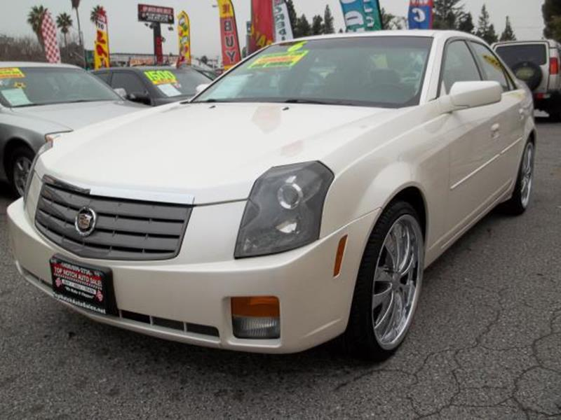 2005 CADILLAC CTS BASE 36 4DR SEDAN white this is a beautiful white 2005 cadillac cts 4 door sed
