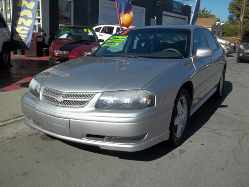 2005 CHEVROLET IMPALA SS SUPERCHARGED 4DR SEDAN silver this is a beautiful silver 2005 chevrolet