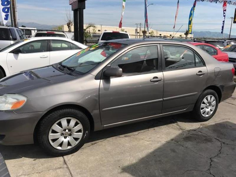 2004 TOYOTA COROLLA LE 4DR SEDAN gray this is a beautiful 2004 toyota corolla 4 door sedan l4 1
