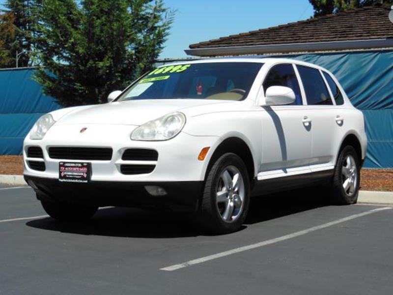 2006 PORSCHE CAYENNE S AWD 4DR SUV white this is a beautiful white 2006 porsche cayenne 4 door wa