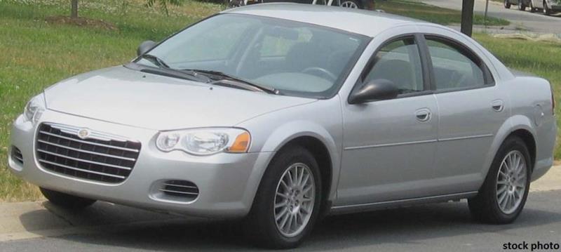 2005 CHRYSLER SEBRING silver this is a beautiful 2005 chrysler sebring 4 door sedan v6 27l doh
