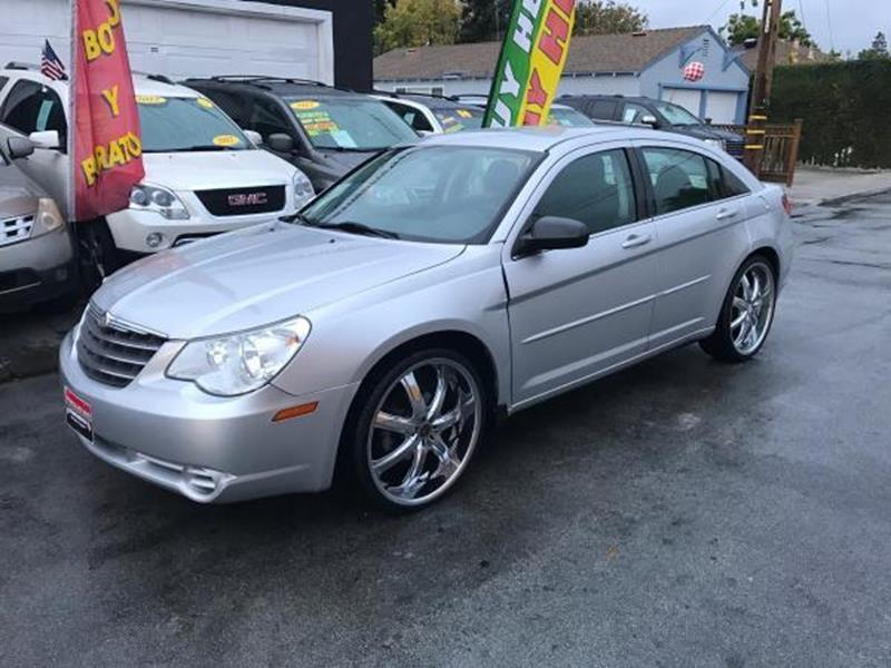 2010 CHRYSLER SEBRING TOURING 4DR SEDAN silver this is a beautiful silver 2010 chrysler sebring 4