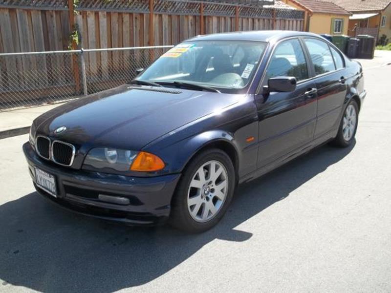 2000 BMW 3 SERIES 323I 4DR SEDAN blue this is a blue 2000 bmw 3 series 4 door sedan automatic l6