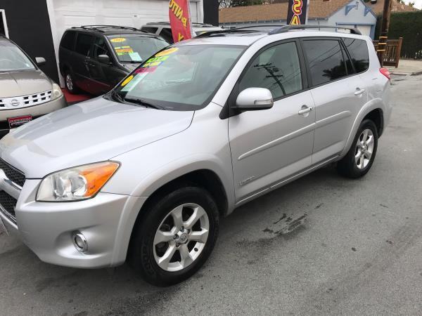 2009 TOYOTA RAV4 LIMITED 4X4 4DR SUV V6 silver this is a beautiful silver 2009 toyota rav4 4 door