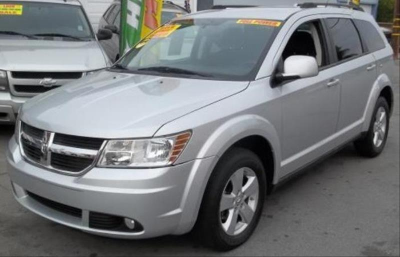 2010 DODGE JOURNEY SXT 4DR SUV silver this is a beautiful silver 2010 dodge journey 4 door wagon