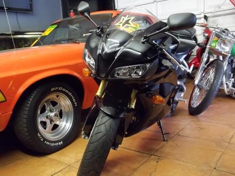 2012 HONDA CBR600RR black this is a beautiful black 2012 honda cbr600rr 6 speed manual 4cyl 599