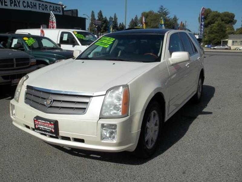 2004 CADILLAC SRX BASE white this is a beautiful white 2004 cadillac srx 4 door wagon  v6 36l