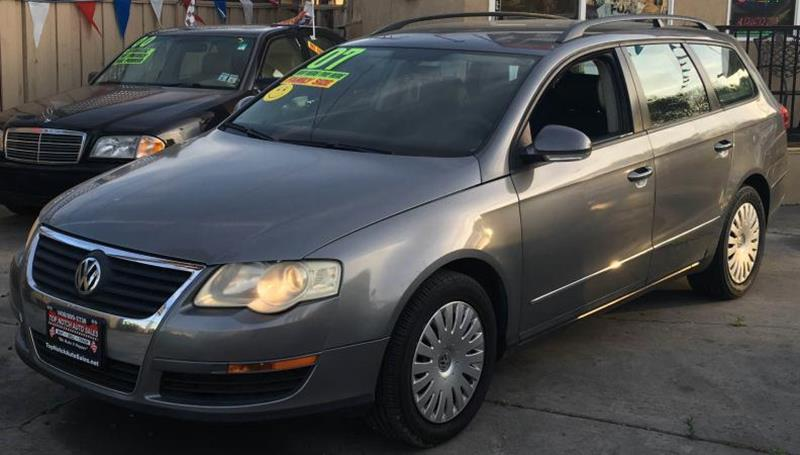 2007 VOLKSWAGEN PASSAT 20T charcoal this is a beautiful charcoal 2007 volkswagen passat 4 door w