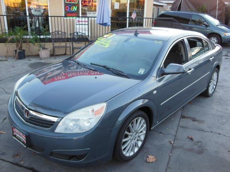 2008 SATURN AURA XR 4DR SEDAN charcoal this is a beautiful charcoal 2008 saturn aura 4 door sedan