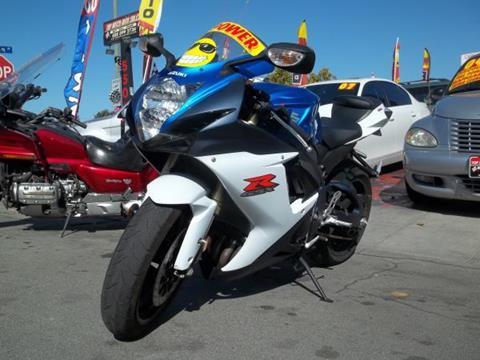 2011 Suzuki GSXR 750 for sale in San Jose, CA