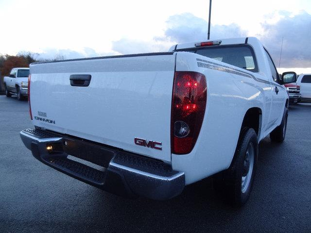 2012 GMC Canyon