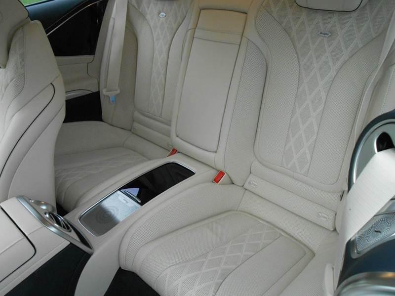 2017 Mercedes-Benz S-Class S 550 2dr Convertible - Lincoln RI