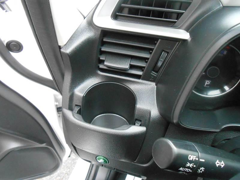 2016 Honda Fit LX 4dr Hatchback CVT - Lincoln RI