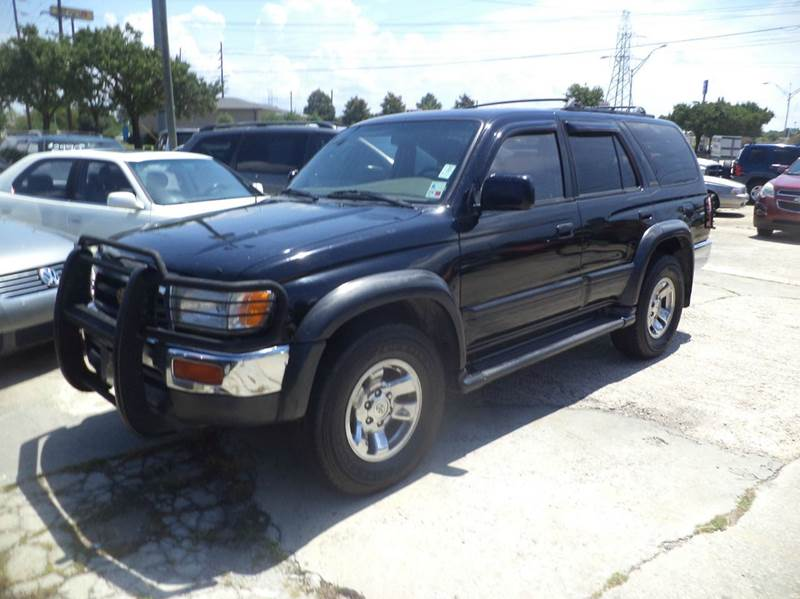 1997 toyota 4runner limited 4dr suv slidell la. Black Bedroom Furniture Sets. Home Design Ideas