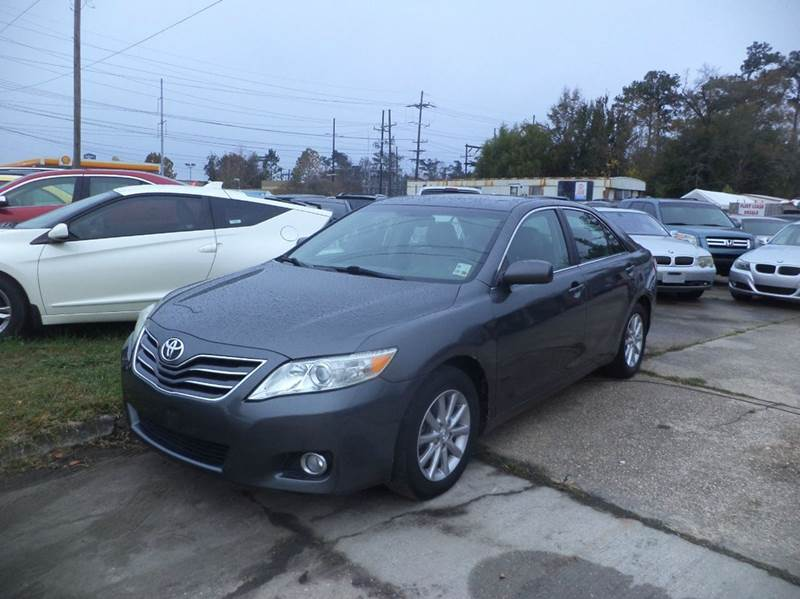 2011 toyota camry xle v6 4dr sedan 6a in slidell la. Black Bedroom Furniture Sets. Home Design Ideas
