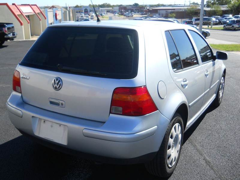 2006 Volkswagen Golf GL 4dr Hatchback wautomatic In Tulsa OK