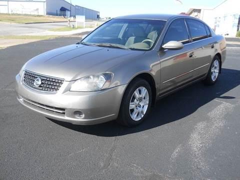 2006 Nissan Altima for sale in Tulsa, OK