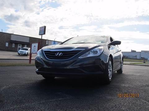 2013 Hyundai Sonata for sale in Tulsa, OK