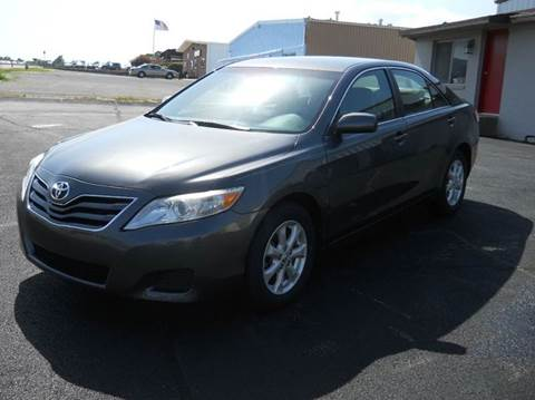2011 Toyota Camry For Sale Oklahoma