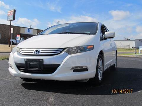 2011 Honda Insight For Sale In Tulsa, OK