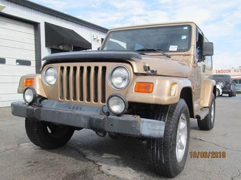 2000 Jeep Wrangler For Sale In Tulsa, OK