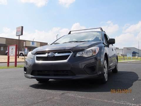 2013 Subaru Impreza for sale in Tulsa, OK