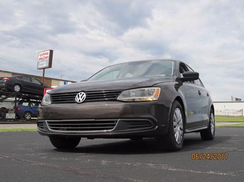 2012 Volkswagen Jetta for sale in Tulsa, OK