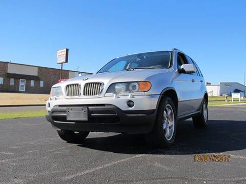 2002 BMW X5 for sale in Tulsa, OK